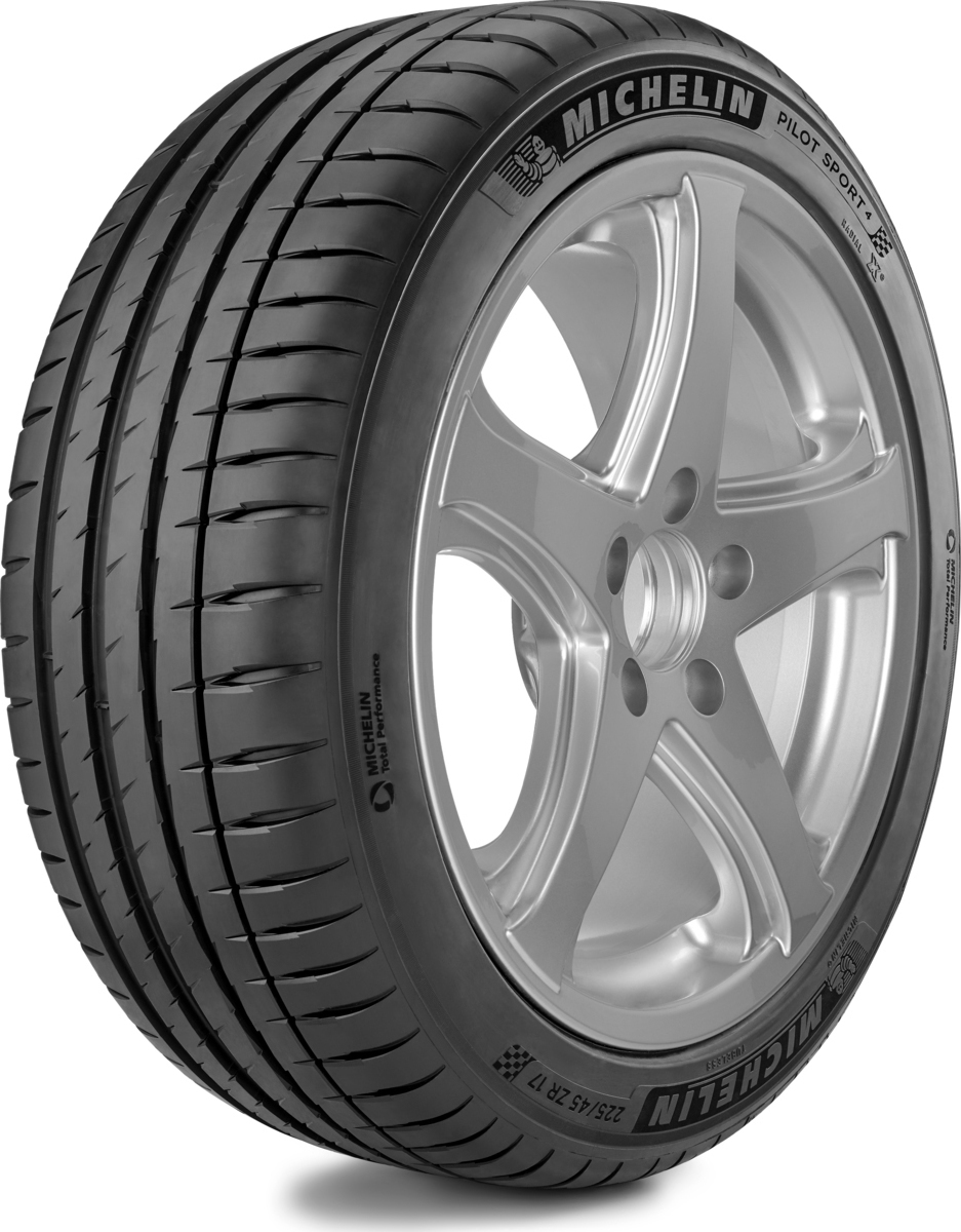 Michelin Pilot Sport4 245/40R17 95Y XL