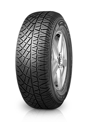 MICHELIN LATITUDE CROSS 255/55R18 109H