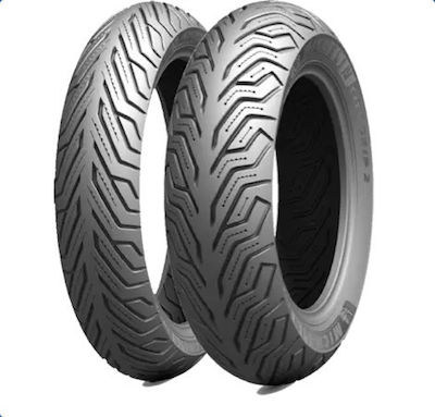 Michelin City Grip 2 Front-Rear 110/80/14 59S Reinf
